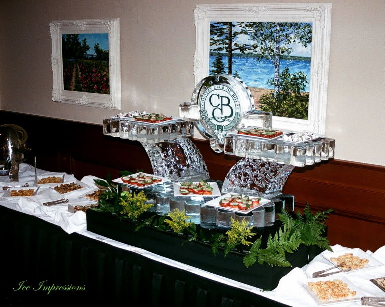 By Ice Impressions, ice-impressions.com, Ice Sculpture, Ice Bar, Ice Bars, Ice Sculptures, Ice Carving, Ice Carvings, Golf Event Ice Sculptures, Business Promotion Ice Sculptures