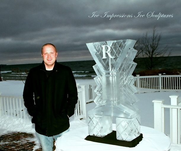 Outdoor Wintertime Special Event Ice Sculpture, Ice Sculpture, Ice Sculptures, Ice Carvings, Ice Carving.