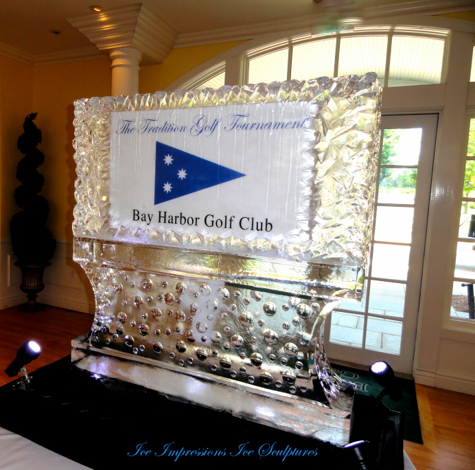 The Tradition Golf Tournament, Bay Harbor Golf Club, Bay Harbor, Bay Harbor Ice Sculptures.