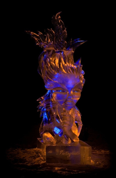 By Ice Impressions, ice-impressions.com, Ice Impressions Custom Ice Sculptures, ice sculptures, ice carving, ice carvings, special event ice sculptures, Custom Ice Carvings, Custom Ice Sculptures, Exhibition Ice Sculptures, incognito Ice Sculpture.